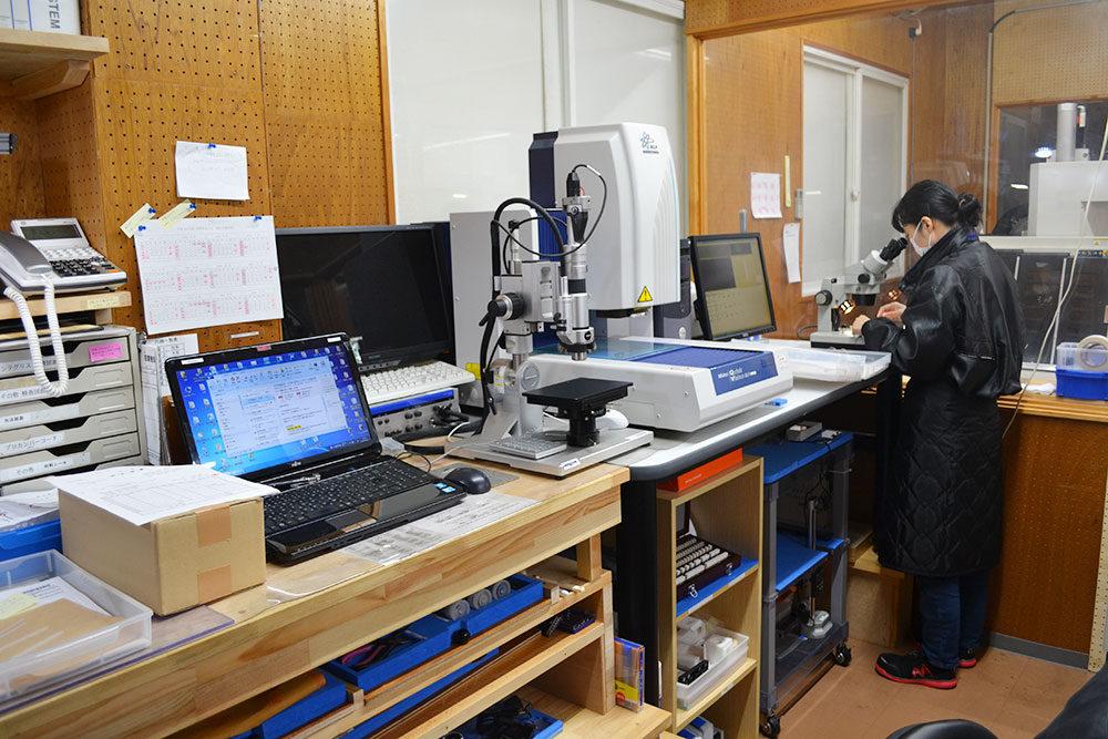 検査場|広川製作所
