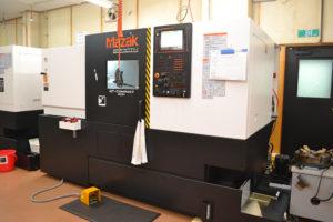 プラスチック切削加工設備03|広川製作所