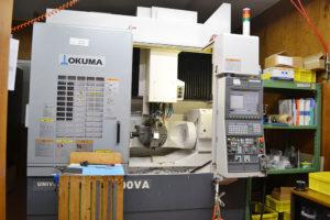 プラスチック切削加工設備05|広川製作所