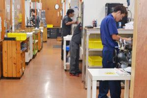 採用情報|広川製作所