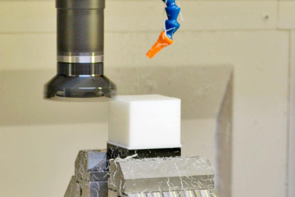 プラスチック切削加工|広川製作所